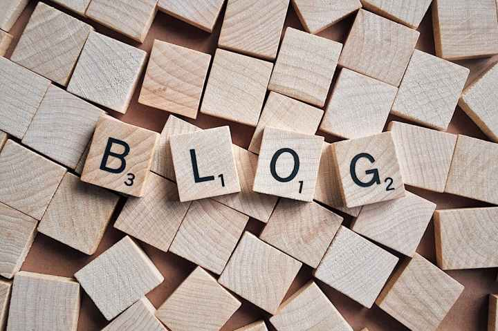 Why I StartedBlogging!