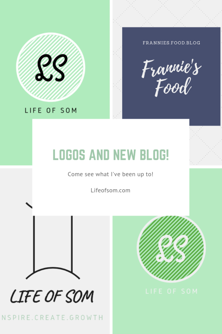 Creating a Logo and New Blog?